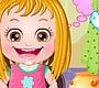 Speel het nieuwe girl spel: Baby Hazel's Haar