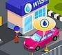 Speel het nieuwe girl spel: Autogarage Runnen