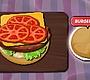 Speel het nieuwe girl spel: Crispy Chicken Burger