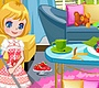 Speel het nieuwe girl spel: Verjaardagsfeestje Opruimen