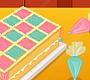 Speel het nieuwe girl spel: Babyshower Taart