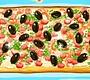 Speel het nieuwe girl spel: Garnalen Pizza