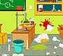 Speel het nieuwe girl spel: Laboratorium Opruimen