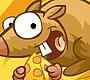 Speel het nieuwe girl spel: Kaas Race