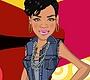 Speel het nieuwe girl spel: Rihanna Aankleden