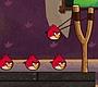 Speel het nieuwe girl spel: Angry Birds in het Spookhuis