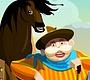 Speel het nieuwe girl spel: Paardenboerderij