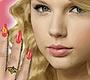 Speel het nieuwe girl spel: Taylor Swift Salon