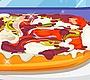 Speel het nieuwe girl spel: Pizza Stokbrood