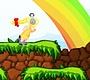 Speel het nieuwe girl spel: Rainbow Crash