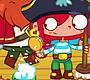 Speel het nieuwe girl spel: Piraten Meisje