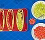 Speel het nieuwe girl spel: Lekkere Taco's Bakken