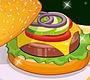 Speel het nieuwe girl spel: Amerikaanse Hamburger