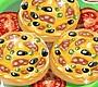 Speel het nieuwe girl spel: Pizza Snacks