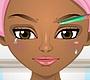 Speel het nieuwe girl spel: Barbie Rihanna Spa