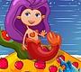 Speel het nieuwe girl spel: Zeemeermin Taart