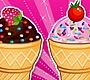 Speel het nieuwe girl spel: Cupcake IJsjes