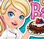 Speel het nieuwe girl spel: Chef Barbie - Chocolade Kwarktaart
