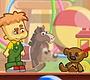 Speel het nieuwe girl spel: Speelgoed Trappen