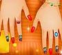 Speel het nieuwe girl spel: Zomerse Nagels