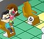 Speel het nieuwe girl spel: Drukke Kapper