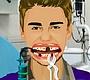 Speel het nieuwe girl spel: Justin Bieber's Gebit
