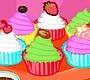 Speel het nieuwe girl spel: Chocolade Cupcakes