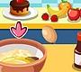 Speel het nieuwe girl spel: Chocolade Banaan Muffins
