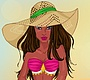 Play the new Girl Flash Game: Desert Rose