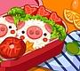 Speel het nieuwe girl spel: Lunchtrommeltje