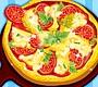 Speel het nieuwe girl spel: Pizza Margarita