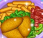 Speel het nieuwe girl spel: Kipnuggets met Friet
