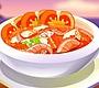 Speel het nieuwe girl spel: Tomaten Vissoep