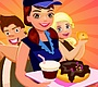 Play the new Girl Flash Game: Doughtnuts Cafe
