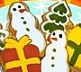 Speel het nieuwe girl spel: Kerstkoekjes