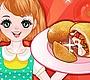 Speel het nieuwe girl spel: Pizzabroodjes Bakken