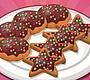 Speel het nieuwe girl spel: Chocolade Kerstkoekjes