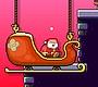 Speel het nieuwe girl spel: Kerstman Run 2