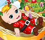 Play the new Girl Flash Game: Santa Baby
