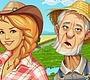 Speel het nieuwe girl spel: Big Farm