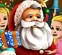 Speel het nieuwe girl spel: Stiekeme Kerstman