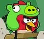 Speel het nieuwe girl spel: Angry Birds - Rush Rush Rush