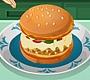Speel het nieuwe girl spel: Sara's Pizza Burger