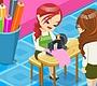 Speel het nieuwe girl spel: Samira's Naaiwinkel