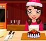 Speel het nieuwe girl spel: Merry Christmas Cake