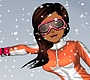 Play the new Girl Flash Game: Winter Olympics Snowboarder Girl