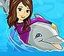 Speel het nieuwe girl spel: Mijn Dolfijnenshow 1