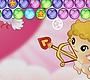 Speel het nieuwe girl spel: Cupido Bubbels