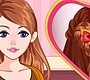 Speel het nieuwe girl spel: Valentijnsdag Kapsels