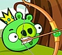 Speel het nieuwe girl spel: Bad Pig Defense
